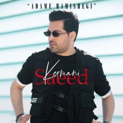 دانلود آهنگ آدم همیشگی از سعید کرمانی